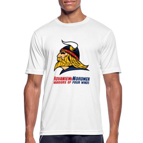 Warriors of Four Winds - miesten tekninen t-paita