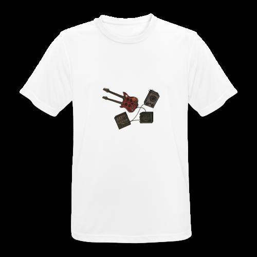 Music - Men's Breathable T-Shirt