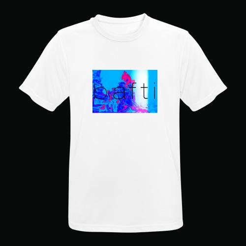 bafti lsd tee - Herre T-shirt svedtransporterende