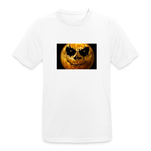 Halloween Mond Shadow Gamer Limited Edition - Männer T-Shirt atmungsaktiv