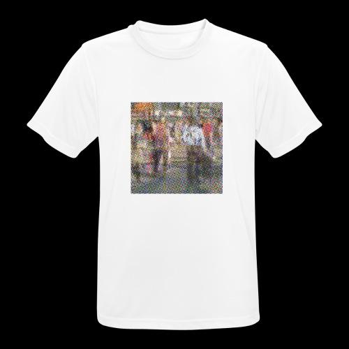 NewYork_GroundZero.jpg - Männer T-Shirt atmungsaktiv