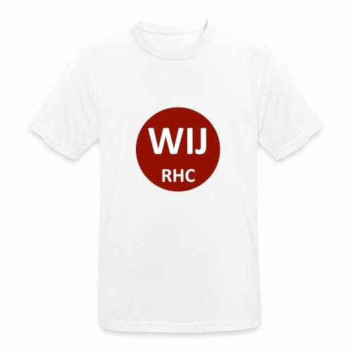 WIJ RHC - mannen T-shirt ademend