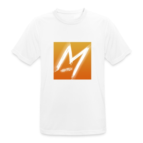 MegaTaza - Men's Breathable T-Shirt