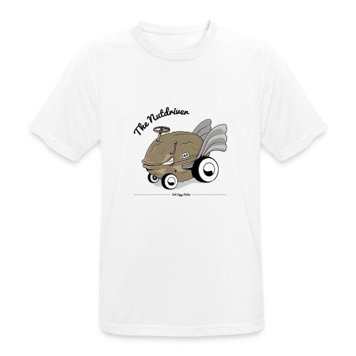 Nutdriver - Männer T-Shirt atmungsaktiv
