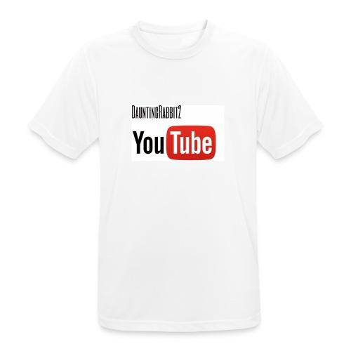 DauntingRabbit2 - Andningsaktiv T-shirt herr