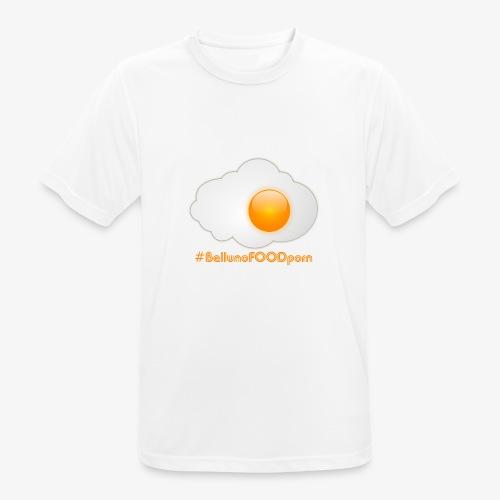 Occhio di bue - Maglietta da uomo traspirante