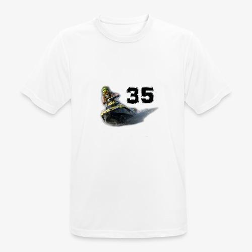 jetski35 - miesten tekninen t-paita
