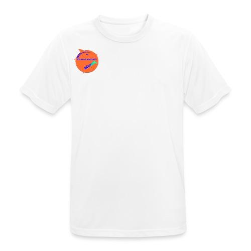 TGS8 NR2 - Pustende T-skjorte for menn