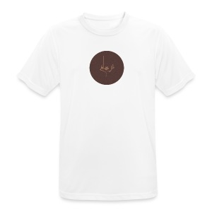 Farham.collection - Andningsaktiv T-shirt herr