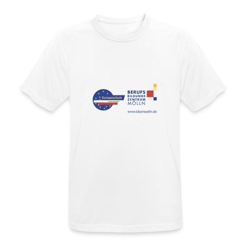 BBZEuropaschule - Männer T-Shirt atmungsaktiv
