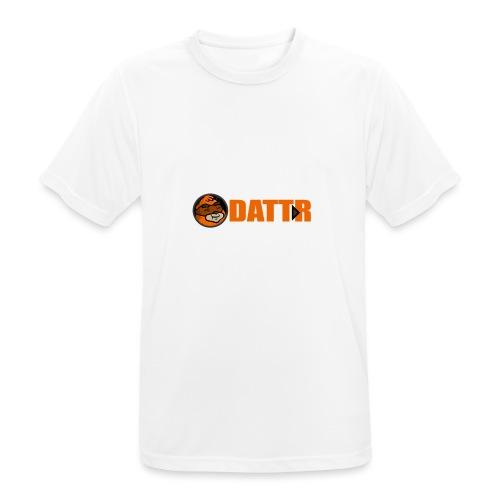 dattr logo - Men's Breathable T-Shirt