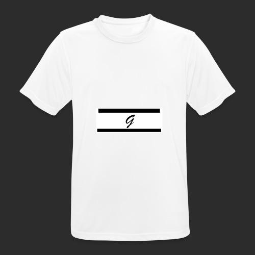 GAZIANDGAIN KOL TWO - Männer T-Shirt atmungsaktiv