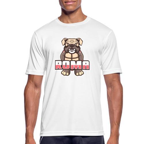 ROMA Bulldog - Männer T-Shirt atmungsaktiv