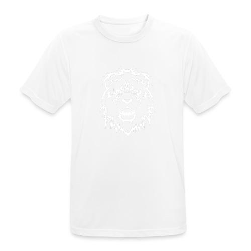 Karavaan LION - Mannen T-shirt ademend actief