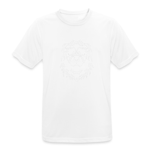 Karavaan LION - mannen T-shirt ademend