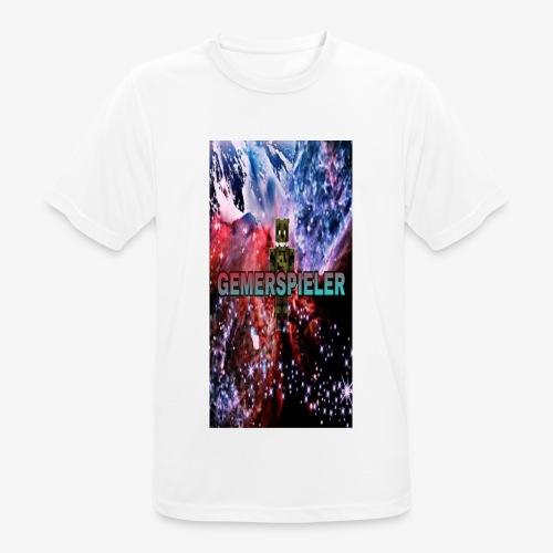 Gemerspieler Design - Männer T-Shirt atmungsaktiv