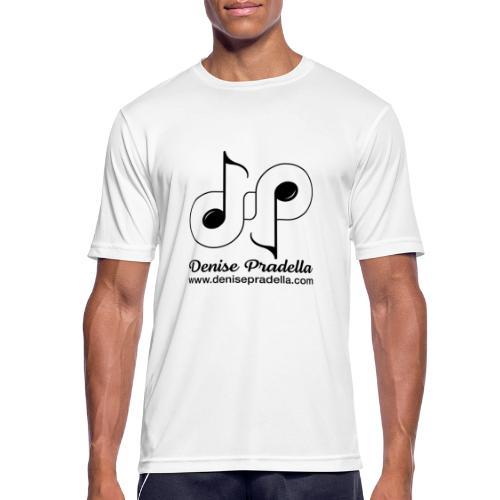 Brand black - Männer T-Shirt atmungsaktiv