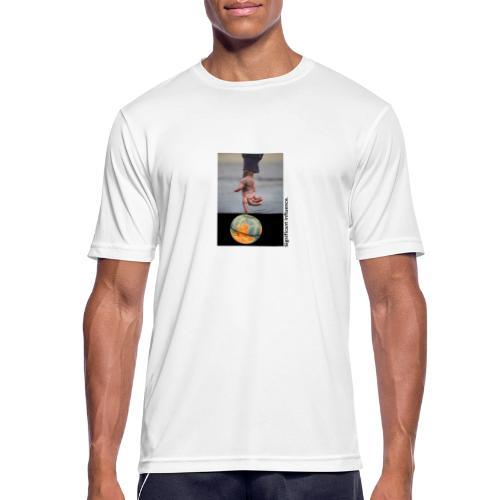 Significant Influence. - Männer T-Shirt atmungsaktiv