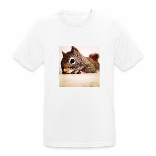 écureuil So Cute - T-shirt respirant Homme