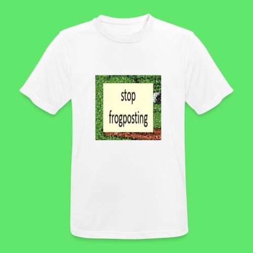 Frogposter - Men's Breathable T-Shirt