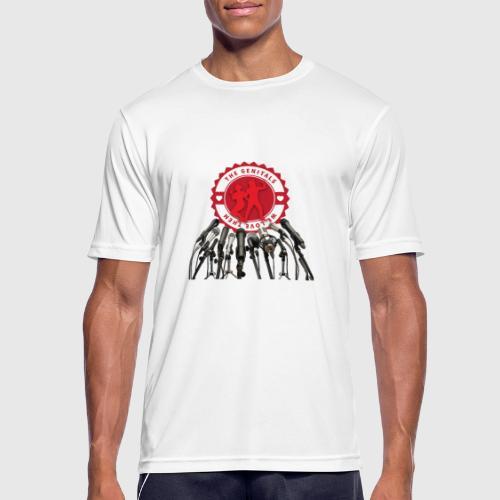 THEGENITALS - Herre T-shirt svedtransporterende