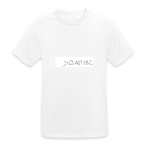 SQUAD 182 MERCH - Men's Breathable T-Shirt