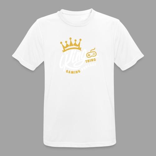 That King Thing Logo - Men's Breathable T-Shirt