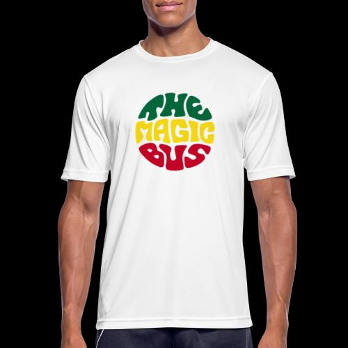 THE MAGIC BUS - Men's Breathable T-Shirt