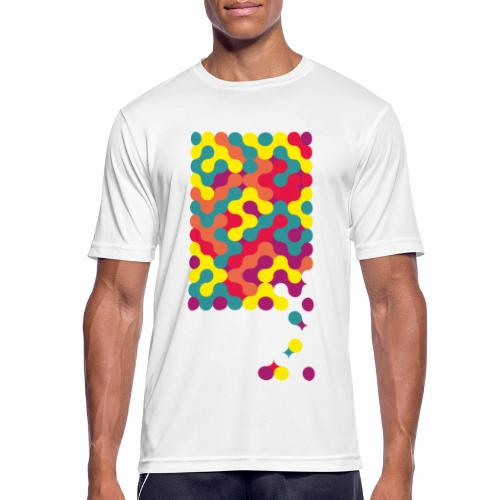 Falling ap-art - Men's Breathable T-Shirt