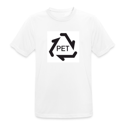 PET Merch - Männer T-Shirt atmungsaktiv