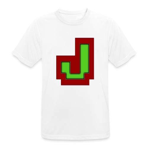 Stilrent_J - Herre T-shirt svedtransporterende