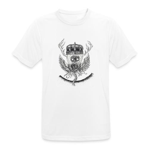 iSeeYou - Andningsaktiv T-shirt herr