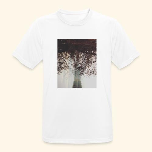 Natura - Koszulka męska oddychająca
