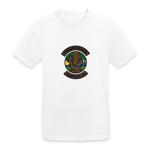 Treehuggersupply Classic - Männer T-Shirt atmungsaktiv