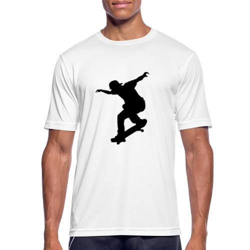 Skater - Maglietta da uomo traspirante
