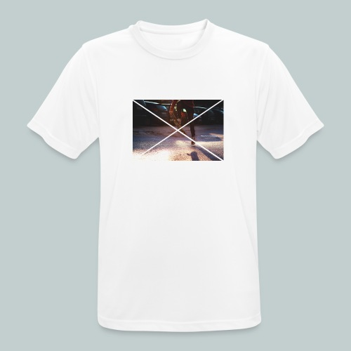 Skate-Hoodie&T-Shirt - Männer T-Shirt atmungsaktiv