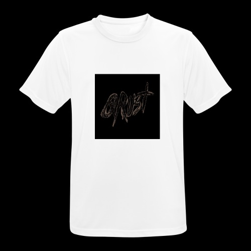 -Logo Qrust- - T-shirt respirant Homme