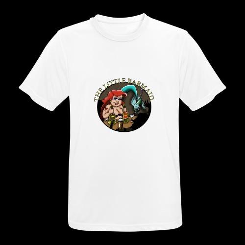 The Little Barmaid - Men's Breathable T-Shirt