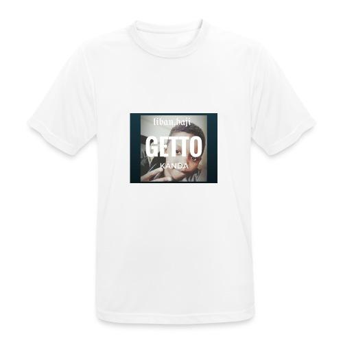 EXHIBITION - Andningsaktiv T-shirt herr