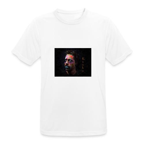 Kuuku - miesten tekninen t-paita