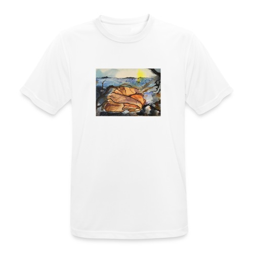 Lezvos 11 - Andningsaktiv T-shirt herr