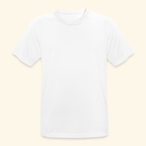 Espoir sun and waves - Men's Breathable T-Shirt