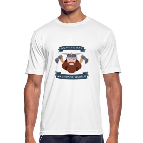 Auvergnat Ascendant Gaulois - T-shirt respirant Homme