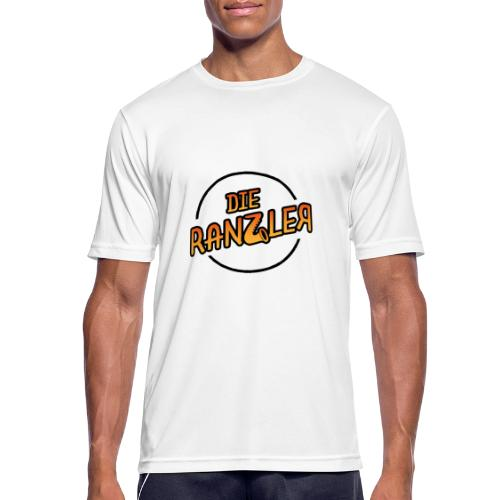 Die Ranzler Merch - Männer T-Shirt atmungsaktiv