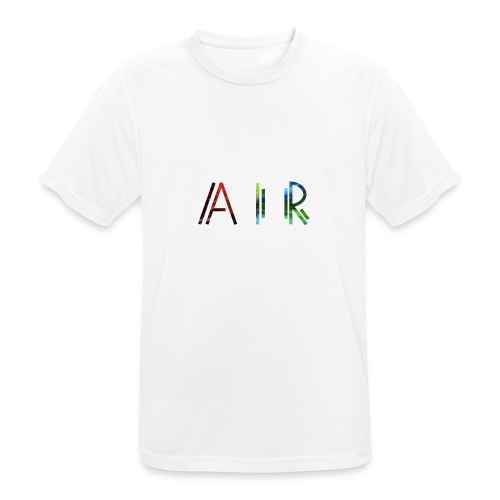 Air classic - intense dimension - T-shirt respirant Homme