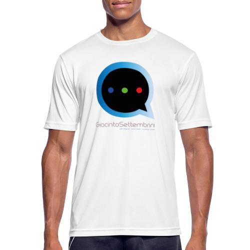 GS Model - Maglietta da uomo traspirante