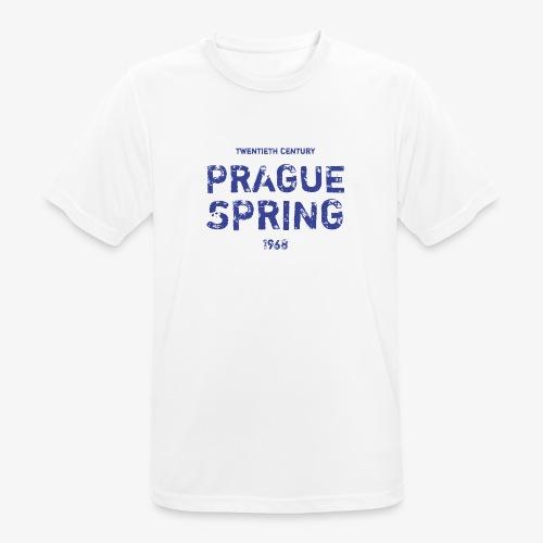 Prague Spring - Maglietta da uomo traspirante