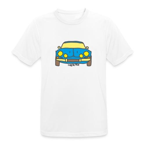Voiture ancienne mythique française - T-shirt respirant Homme