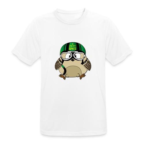 Fettspatz SAMSON - Männer T-Shirt atmungsaktiv