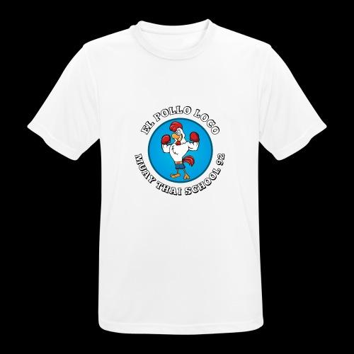 MTS92 EL POLLO LOCO FINAL 2 - T-shirt respirant Homme